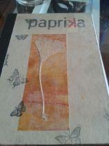 menú-restaurante vegano Paprika