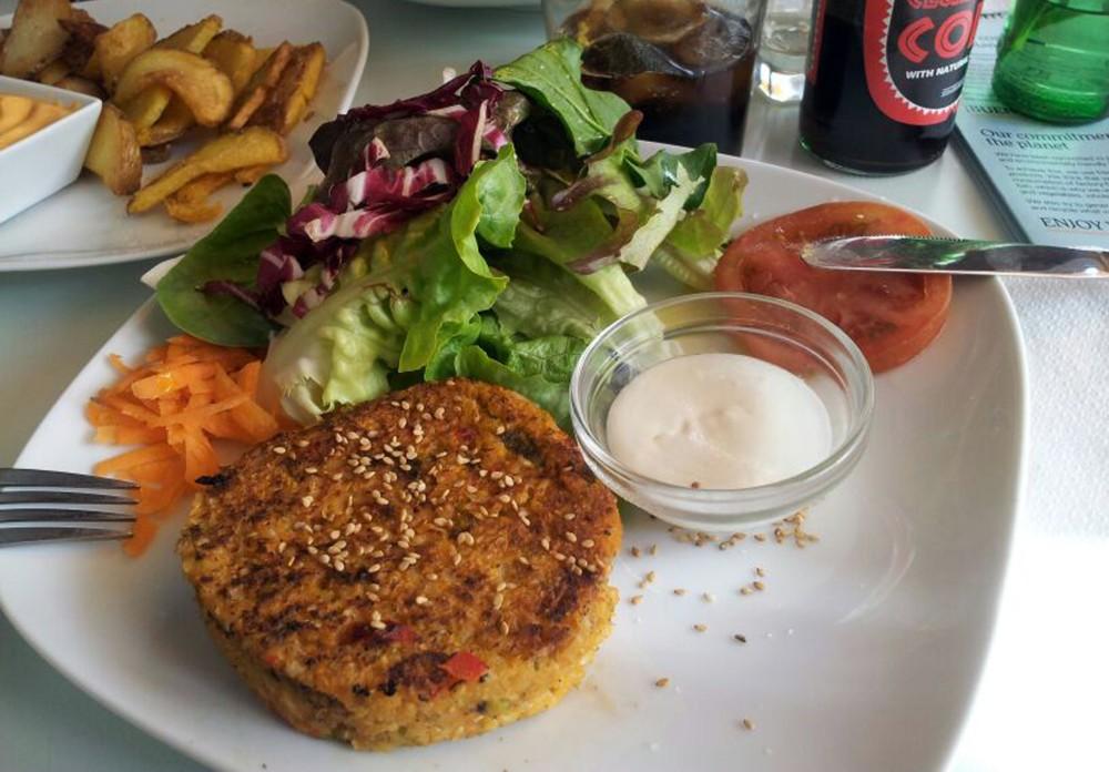 Gallecs Burger_Bar Seco