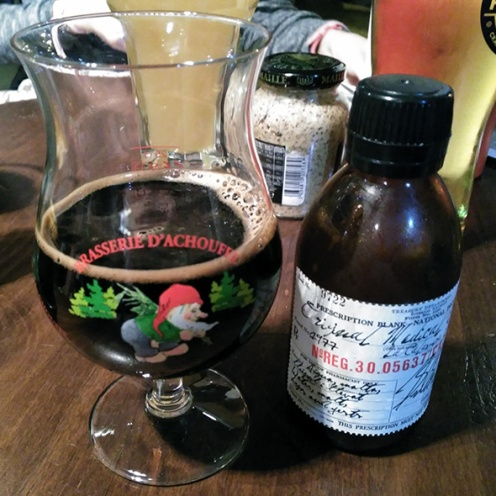La Calavera Medical Stout