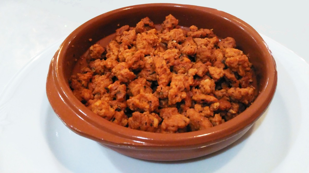 269 Gastro Vegan, tradición española en versión vegana