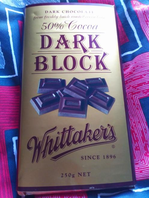 Chocolate Whittaker's