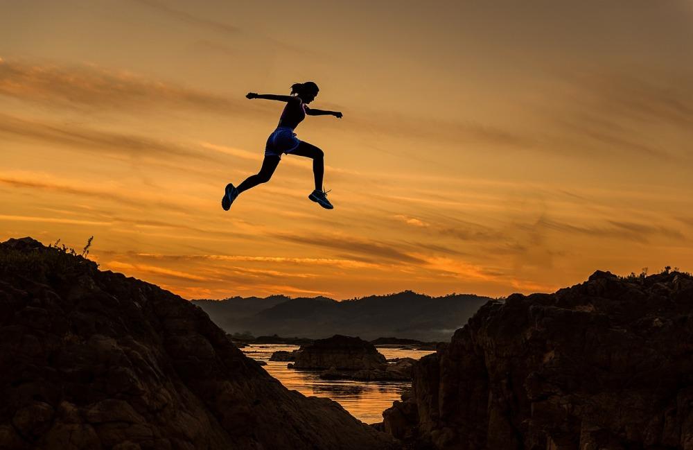 Vivir, comer y correr sin sufrimiento